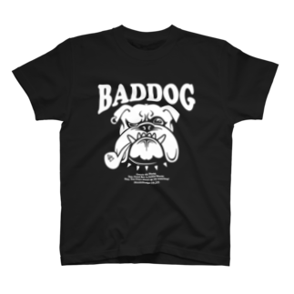 The Loving TreeのBADDOG Tシャツ