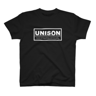 UNISON Tシャツ