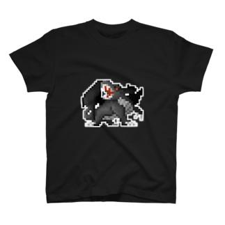 黒龍 Tシャツ