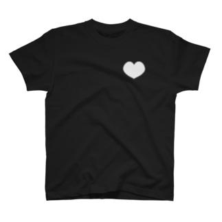 心にぽっかり Tシャツ