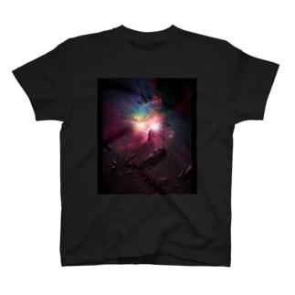 壮大な景色 Tシャツ