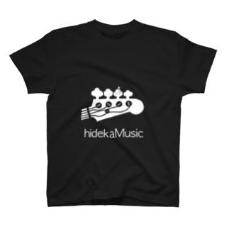 hidekamusic/special UFO edition Tシャツ