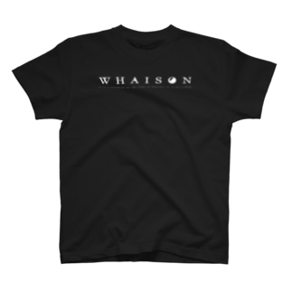whaison .jugem.jp  blogspot16psd  It is a notebook for the study of whaison. It is not a blog.  Tシャツ