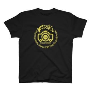 〈単136会〉T136SAME―Champion Tシャツ