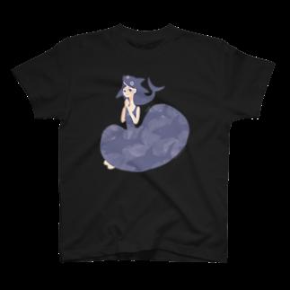 nada Designsの〈 naminada 016/365 〉SAMEプリンセスTシャツ
