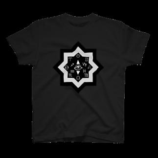nue-designのzodiacTシャツ