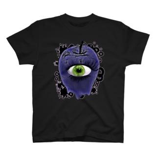 悪魔の毒リンゴ Tシャツ