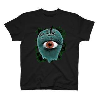 悪魔の毒リンゴVer.2 Tシャツ