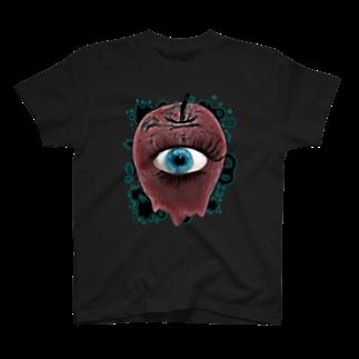 悪魔の毒リンゴVer.3 Tシャツ