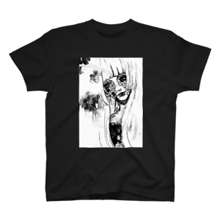 仔羊 めえのpuzzleTシャツ