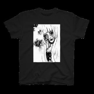 仔羊 めえのpuzzle Tシャツ