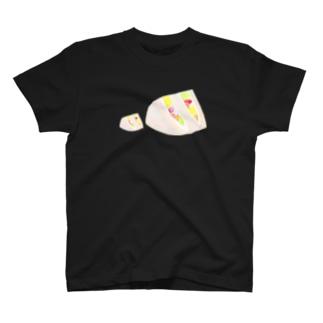 フルーツサンドの親子 Tシャツ