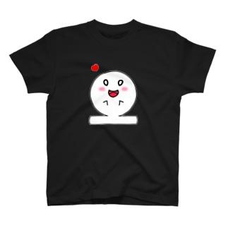 もちおばけ Tシャツ