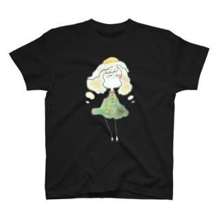 目玉焼きちゃん Tシャツ