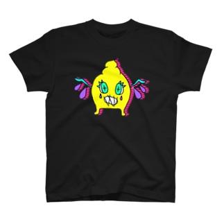 そふとmonster Tシャツ