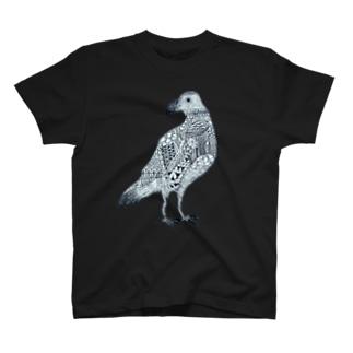 カラス Tシャツ
