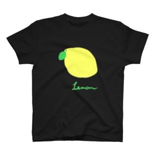 .Lemon. Tシャツ