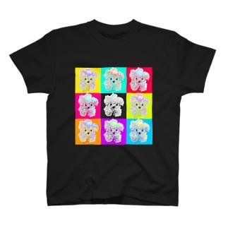 9poodles Tシャツ