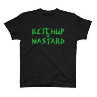 ケチャマステンデンシーズ03 Tシャツ