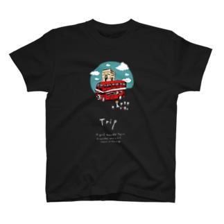 トリップ Tシャツ