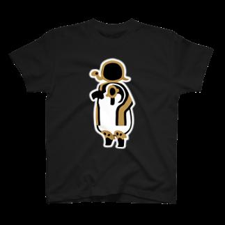 yukaのとーとつにエジプト神 ラーTシャツ