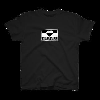 USS Official MerchのSweet Soul Tシャツ