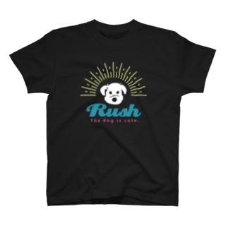 Rush-Blue- Tシャツ