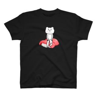 ベタックマ お寿司食べたい 闇属性 Tシャツ