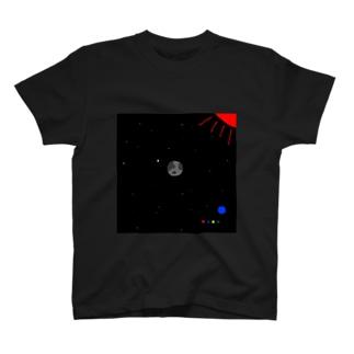 人類滅亡後 Tシャツ