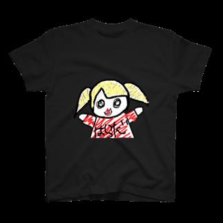 📛めるへんちゃん📛のニートのあの子Tシャツ