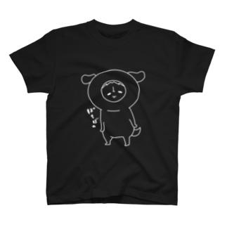 ぽちT Tシャツ