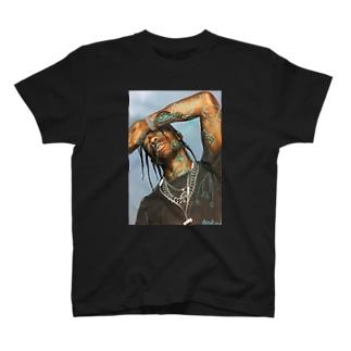 🥀🌩 Tシャツ