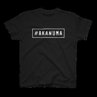 #AKANUMA ショップの#AKANUMATシャツ
