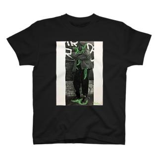 🦑 Tシャツ