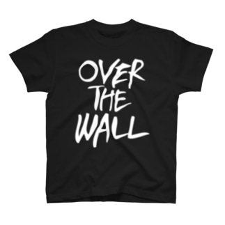 OVER THE WALL Tシャツ