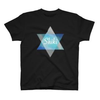Shiki Six ロゴ Tシャツ