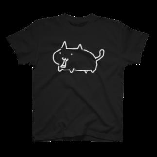 anica storeのねこTシャツ