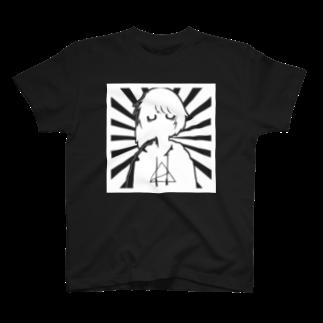 anica storeのanica illustTシャツ
