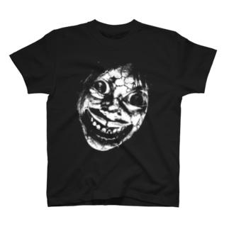 株式会社 闇 / 闇子 Tシャツ