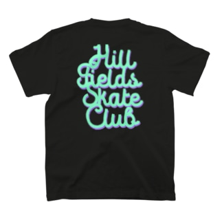 Hill Fields Skate Club Tシャツ
