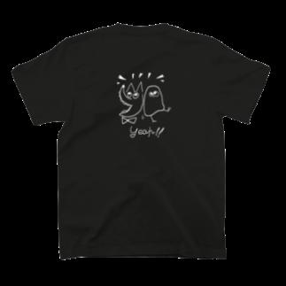 432のチャッピーと一緒(白) T-shirts