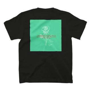 in the future.シリーズ T-shirts