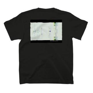 遮断機 T-shirts