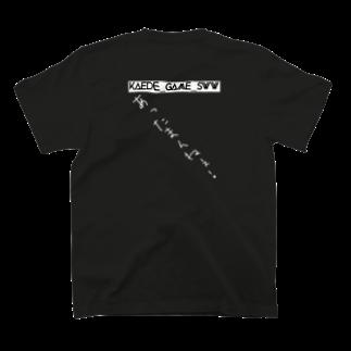 [095]takuosoban@BFV強制名ばかり分隊長兼特攻隊隊長の色選べるあったまんねぇTシャツ T-shirtsの裏面
