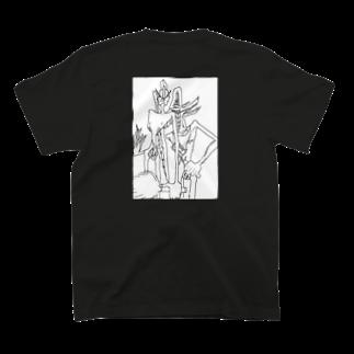 prototype garageのthe incarnation T-shirts