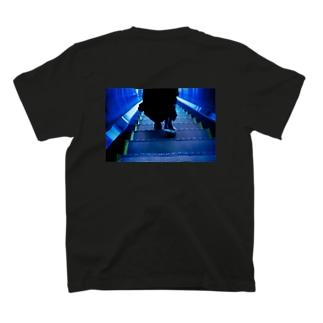 クワヤマカイトのSPACE T-shirts
