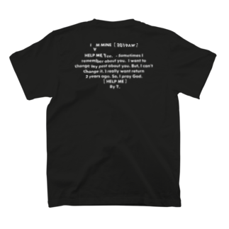 I AM MINEのI AM MINE Tee -2019AW T-shirts