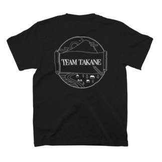 TEAM TAKANE T-shirts