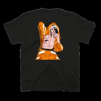 Raymond Gomez澪の- emo girl - エモガール T-shirts