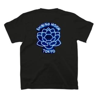 シャイニングムーントウキョウ ネオン T-shirts